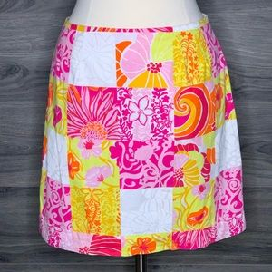 Lilly Pulitzer Pencil Skirt Size 6